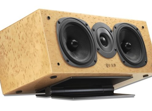 SoundXtra Universele center speaker standaard zwart