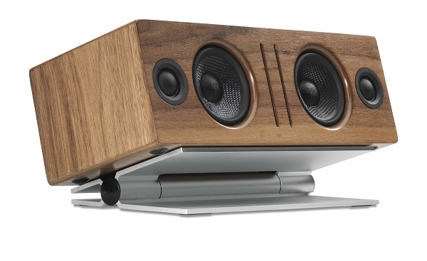 SoundXtra Universele center speaker standaard zilver